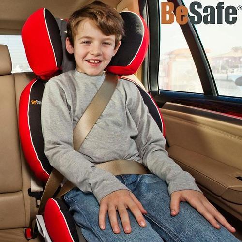 Автокресло BeSaFe Izi UP X3 Fresh Black Cab (7)