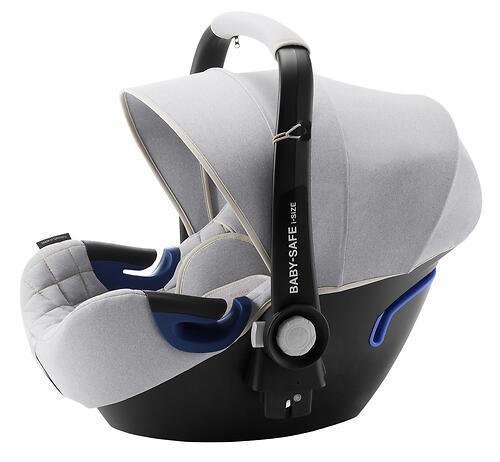 Автокресло Britax Römer Baby-Safe2 I-Size Storm Grey + база Flex (8)