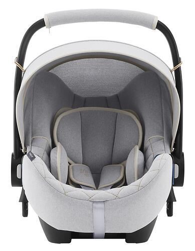 Автокресло Britax Römer Baby-Safe2 I-Size Storm Grey + база Flex (9)