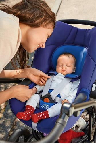 Автокресло Britax Römer Baby-Safe2 I-Size Storm Grey + база Flex (11)