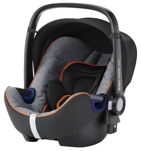 Автокресло Britax Römer Baby-Safe² i-Size + база Flex Black Marble (4)