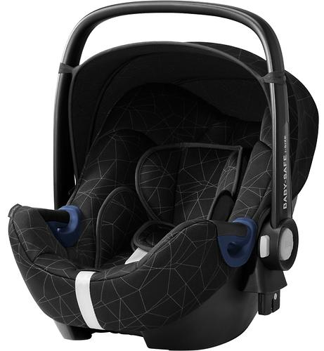 Автокресло Britax Römer Baby-Safe² i-Size + база Flex Crystal Black (4)