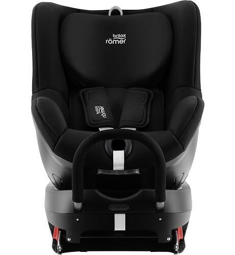 Автокресло Britax Römer Dualfix2 R Cosmos Black Trendline (7)