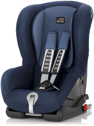 Автокресло Britax Römer Duo plus Moonlight Blue Trendline (4)
