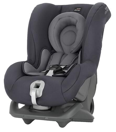 Автокресло Britax Römer First Class Plus Storm Grey Trendline (4)