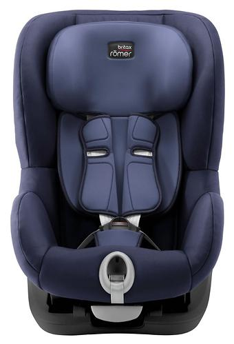 Автокресло Britax Römer King II Black Series Moonlight Blue (6)