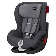 Автокресло Britax Römer King II Black Series Storm Grey Trendline