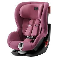 Автокресло Britax Römer King II Black Series Wine Rose Trendline