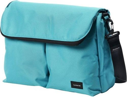 Сумка Bumbleride Diaper Bag цвет Aquamarine (5)