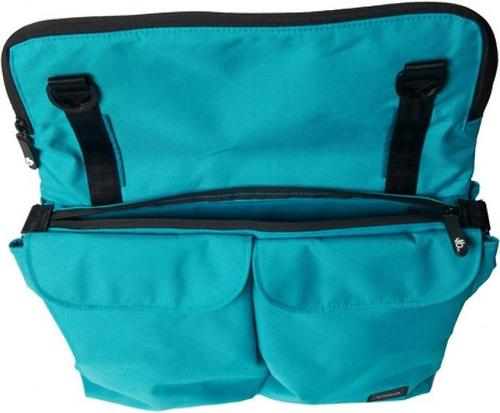 Сумка Bumbleride Diaper Bag цвет Aquamarine (6)