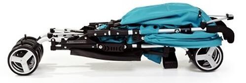 Уценка! Коляска-трость Bumbleride Flite цвет Aquamarine (16)
