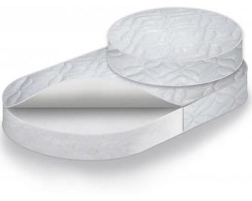 Комплект матрасов Caramelia в кровать-трансформер Круг+Овал Kit RingSmart (3)