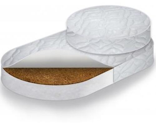 Комплект матрасов Caramelia в кровать-трансформер Круг+Овал Kit RingCocos (3)