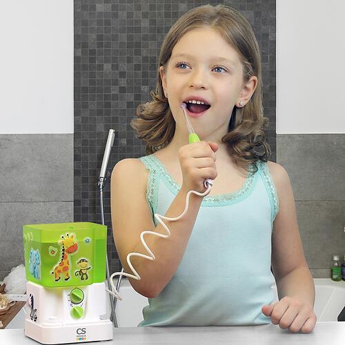Ирригатор полости рта CS Medica Kids CS-32 (20)