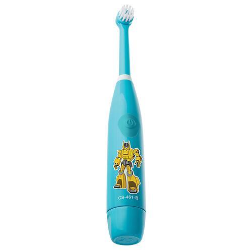 Электрическая зубная щетка CS Medica Kids CS-461-B Голубая (8)