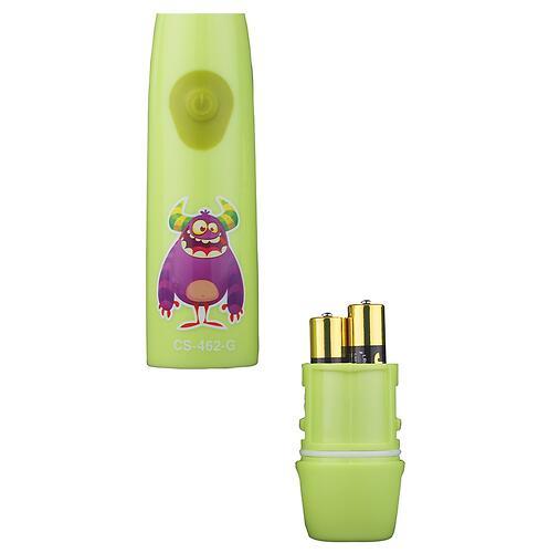 Электрическая зубная щетка CS Medica Kids CS-462-G Зеленая (9)