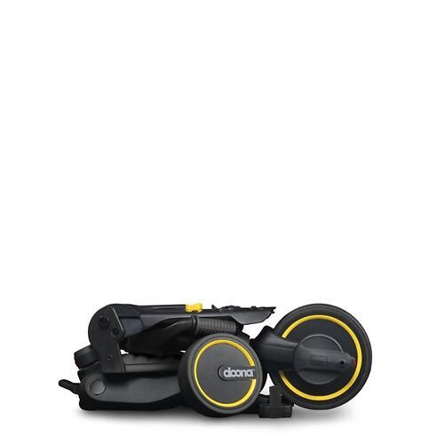 Складной трехколесный велосипед Doona Liki Trike S5 Nitro Black (16)