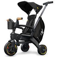 Складной трехколесный велосипед Doona Liki Trike S5 Nitro Black
