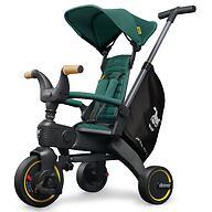 Складной трехколесный велосипед Doona Liki Trike S5 Racing Green