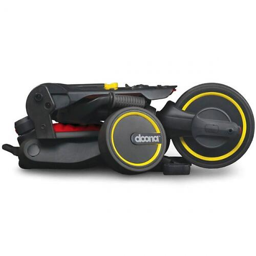Складной трехколесный велосипед Doona Liki Trike S1 Flame Red (14)