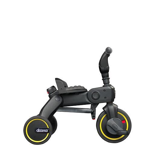 Складной трехколесный велосипед Doona Liki Trike S1 Grey Hound (15)