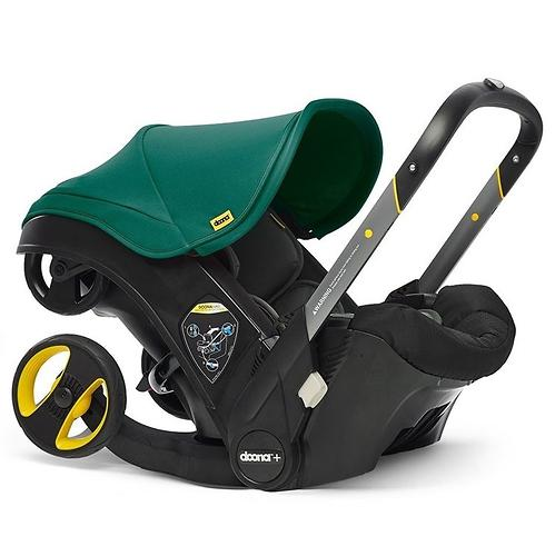 Коляска-автокресло SimpleParenting Doona+ цвет Racing Green (16)