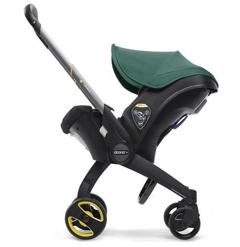 Коляска-автокресло SimpleParenting Doona+ цвет Racing Green (15)
