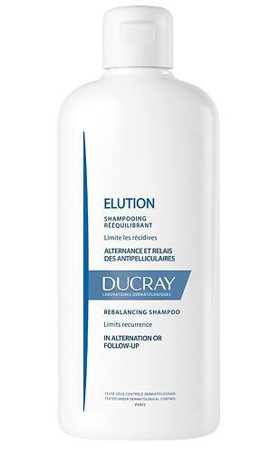 Шампунь Ducray Elution для чередования с уходом от перхоти 200мл (1)