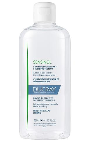 Шампунь Ducray Sensinol при раздражениях 200 мл (1)