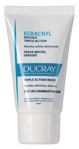 Маска Ducray для проблемной кожи Keracnyl 40 мл (1)