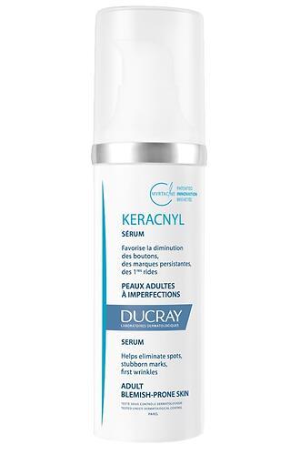 Сыворотка Ducray Keracnyl от взрослого женского акне 30мл (1)