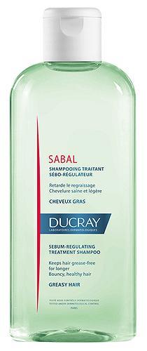 Шампунь Ducray Sabal себорегулирующий 200 мл (1)