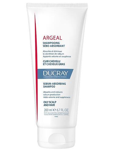 Шампунь Ducray Argeal для жирных волос 200 мл (1)