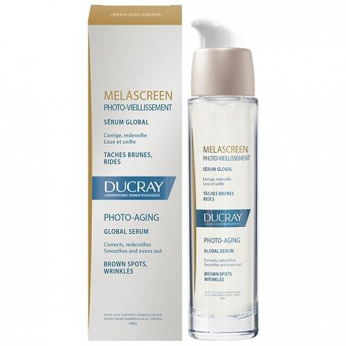 Сыворотка Ducray Melascreen GLOBAL осветляющая антивозрастная 30 мл (4)