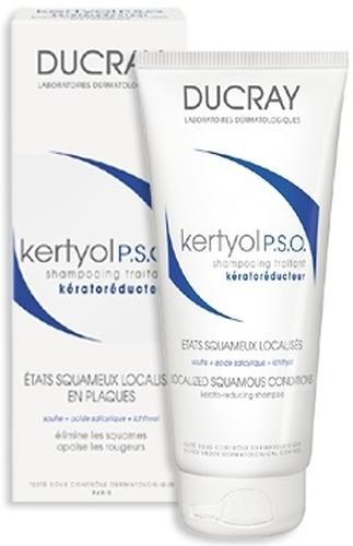 Шампунь Ducray Kertyol P.S.O. от псориаза 200 мл (1)