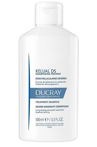 Шампунь Ducray Kelual DS от себорейного дерматита 100 мл (1)