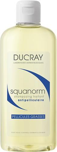 Шампунь Ducray Squanorm Oily Жирная перхоть 200 мл (1)