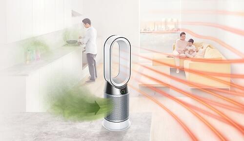 Очиститель воздуха Dyson Pure Hot + Cool HP05 (18)