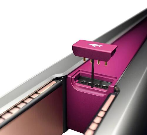 Выпрямитель для волос Dyson Corrale HS03 с набором расчесок (19)