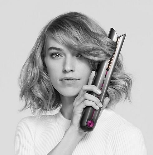 Выпрямитель для волос Dyson Corrale HS03 с набором расчесок (24)