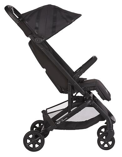 Коляска Easywalker Buggy Go Soho Grey (9)