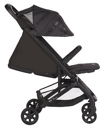 Коляска Easywalker Buggy Go Soho Grey (10)