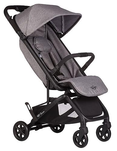 Коляска Easywalker Buggy Go Soho Grey (8)