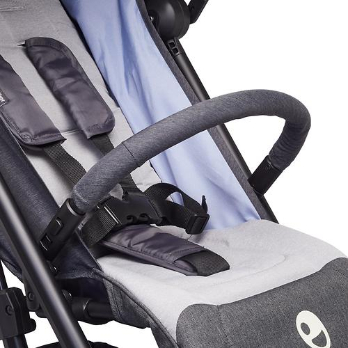 Коляска Easywalker Buggy XS Night Black (18)