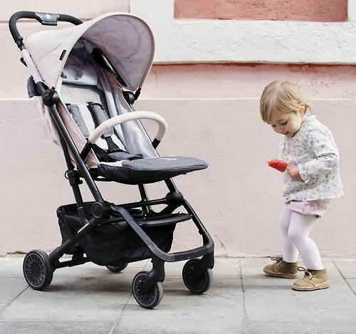 Коляска Easywalker Buggy XS Night Black (16)
