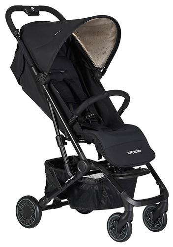 Коляска Easywalker Buggy XS Night Black (12)