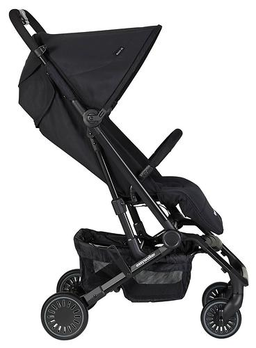 Коляска Easywalker Buggy XS Night Black (13)