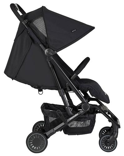 Коляска Easywalker Buggy XS Night Black (14)