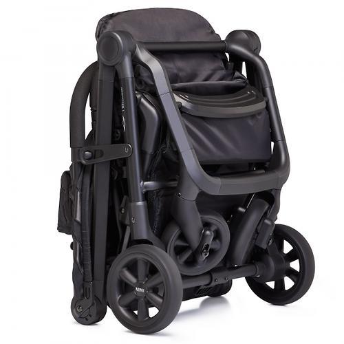 Коляска Easywalker MINI buggy XS Soho Grey (19)