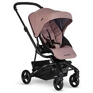 Коляска прогулочная Easywalker Charley Desert Pink/Black wheels с бампером